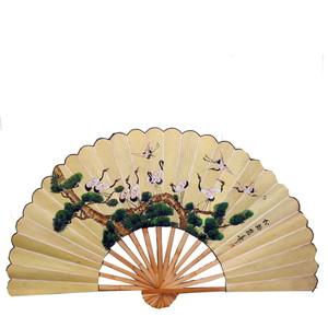 Gecas Regali dal mondo VENTAGLIO di Bambu 128 CM.