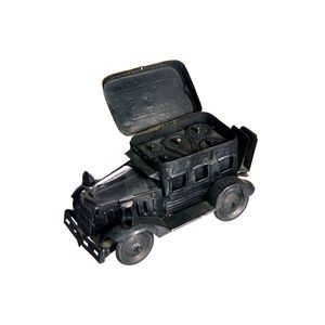 Gecas Regali dal mondo - Auto Metallo Piccolo Misura 25 x 15 x 13 cm