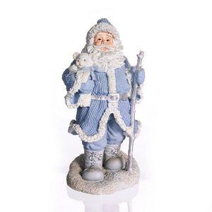 Gecas Regali dal mondo - Babbo Natale con Bastone. Misura 15 x 35 cm