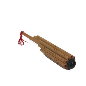 Gecas Regali dal mondo - . Flauto Rotondo 11 CANNE 30 CM.