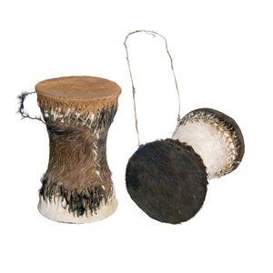 Gecas Regali dal mondo - Bongo Pelle Misura 23 x 15 cm