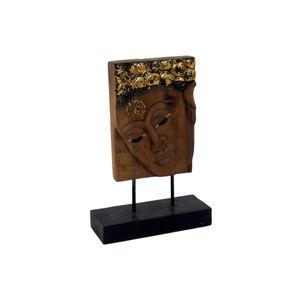 Gecas Regali dal mondo - Budda Quadro con Base Misura 26 x 18 x 7 cm