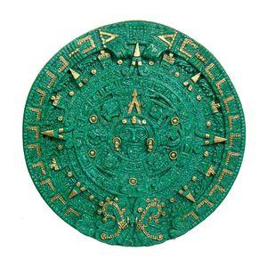 Gecas Regali dal mondo - Calendario Maya Misura D.35 cm
