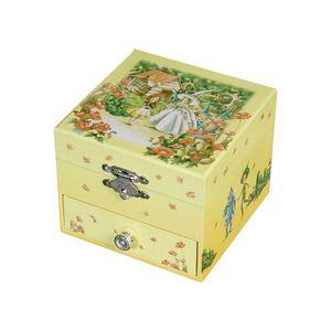 Gecas Regali dal mondo - Cofanetto Carillon Misura 8 x 10 x 10 cm