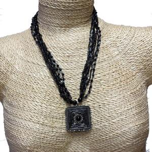 Gecas Regali dal mondo - Collana Perline Misura L. 50 cm