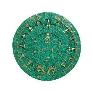 Gecas Regali dal mondo - Calendario Maya Misura D.29 cm