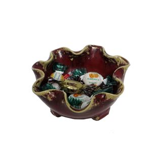 Gecas Regali dal mondo - Ciotola Porcellana Onde Misura D.15 cm