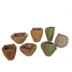 Gecas Regali dal mondo - Lotto 16 Composto da 56 vasi in Terracotta filippina