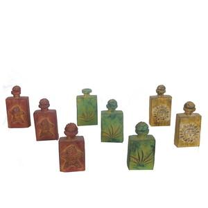 Gecas Regali dal mondo - Lotto 20 Composto da 120 vasi Bottiglia in Terracotta