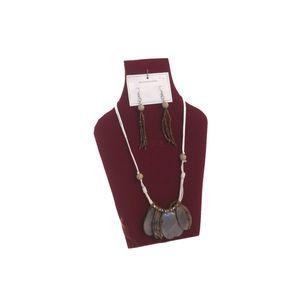 Gecas Regali dal mondo - Parure Perline.Madreperla Misura L.50 cm