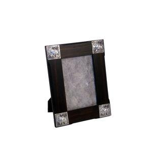 Gecas Regali dal mondo - Portafoto Legno Alpacca Misura 20 x 17 cm