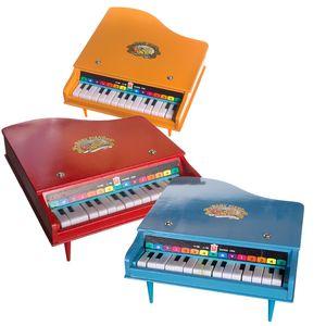 Gecas Regali dal mondo - Pianoforte Legno Misura 28 x 30 x 13 cm Indicare Il Colore
