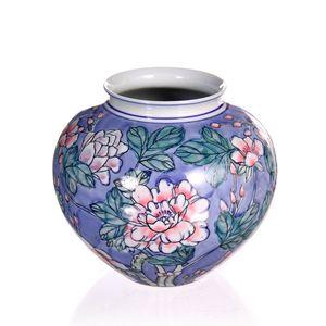 Gecas Regali dal mondo - Vaso Porcellana Bombe Misura H. 20 cm