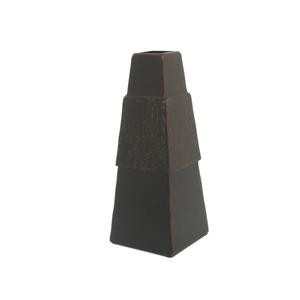 Gecas Regali dal mondo - Vaso in Legno Misure 38x15x15 cm.