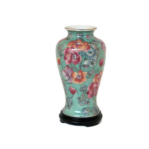 Gecas Regali dal mondo - Vaso Porcellana Misura H.32cm.