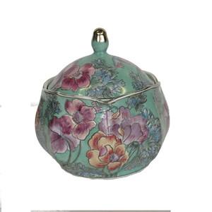 Gecas Regali dal mondo - Vaso Potish Porcellana Misura 18 x 20 cm