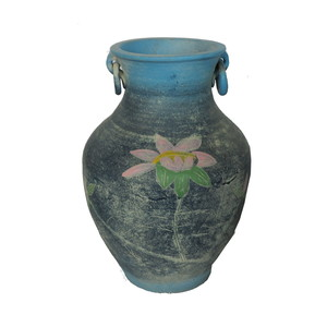 Gecas Regali dal mondo - Vaso Terracotta 40X25 CM.