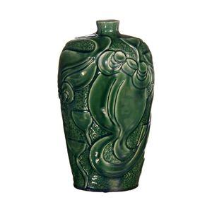 Gecas Regali dal mondo - Vaso Porcellana Bottiglia Misura H30 cm