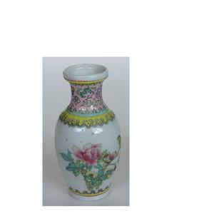Gecas Regali dal mondo - Vaso Porcellana Misura H 15 cm.