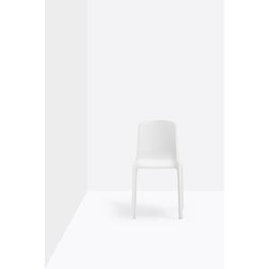 N.4 sedie in polipropilene Snow