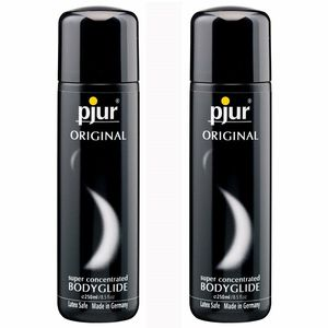 Pjur Original Base Siliconico Original - 250ml