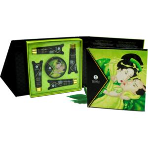 Geisha Secret Kit - Exotic Green Tea