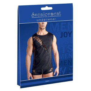 Svenjoyment  Men's  Punk Shirt M