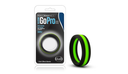 Blush Performance Go Pro Silicone Cock Ring