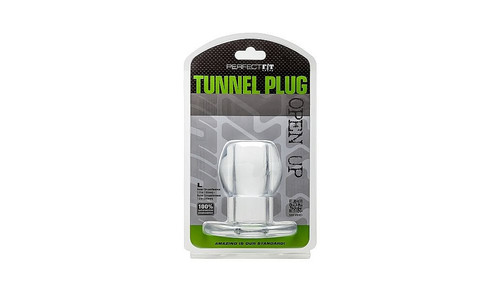 Perfect Fit Tunnel Butt Plug Large
