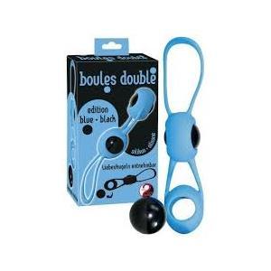 Boules Double-Edition Blue-Black