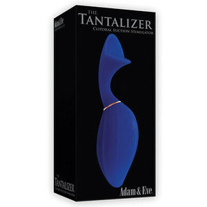 The tantalizer Adam & Eve Massaggiatore ricaricabile per aspirazione clitoride