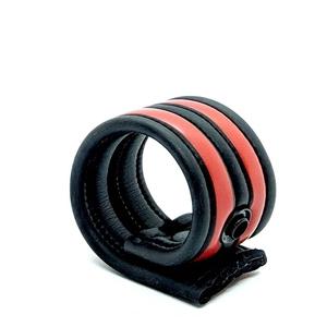 Neoprene Racer Ball Strap - Red