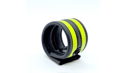 Neoprene Racer Ball Strap - Neon Green
