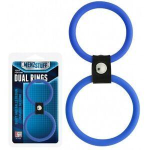Menzstuff Dual Rings Blu