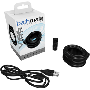 Bathmate® Vibe Ring - Strength Black