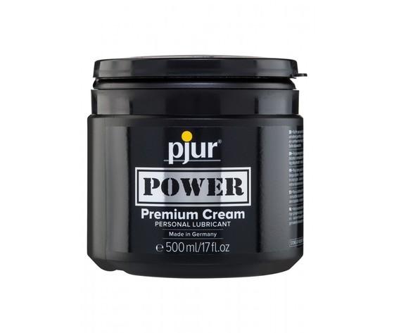 Crema lubrificante anale 500 ml pjur power
