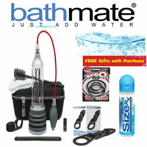 Hydromax X50 Xtreme Cristallo Bathmate HM50XCC