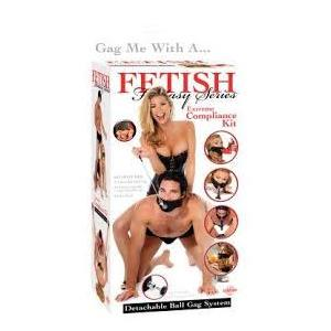 Fetish Fantasy Series Extreme Compliance Kit