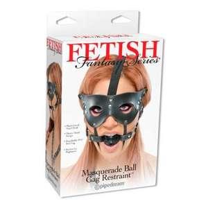 Fetish Fantasy Serie Masquerade Ball Gag Restraint