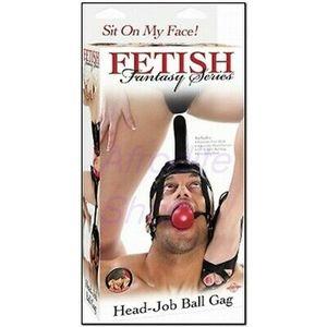 Fetish Fantasy Series Head-Job Ball Gag