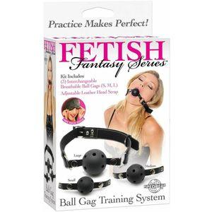 Fetish Fantasy Series Ball Gag training  System