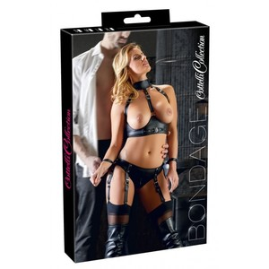 Cottelli Collection Bondage BH Set - M
