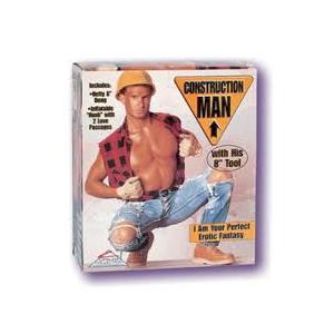 Construction Man Doll Love Dolls