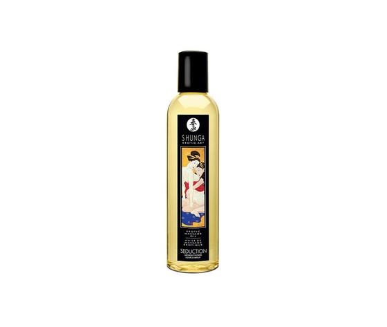 Shunga massage oil seduction midnight flower