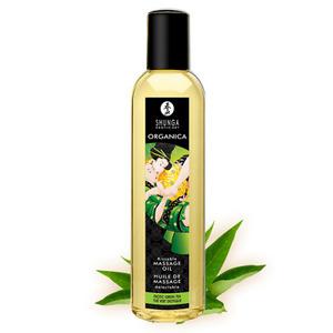 Shunga - Olio Da Massaggio Erotic green