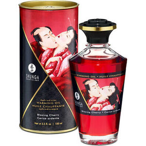 Aphrodisiac Oil - Cherry 100ml