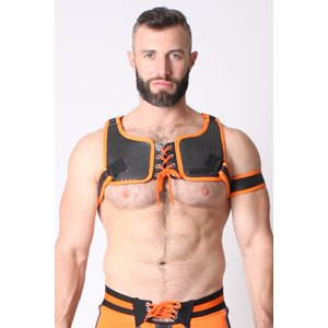 Cellblock13 Gridiron Harness Orange