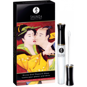 Divine Oral Pleasure Gloss Per Coppia