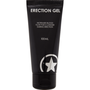 Ouch! Erection Gel - 100 ml Per Lui