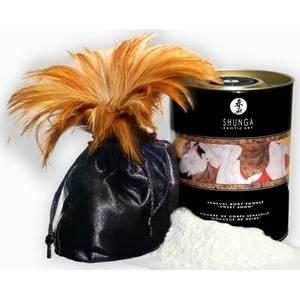 Shunga - Sweet Snow Body Powder - 8oz -Honey